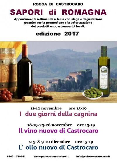 Il vino nuovo di Castrocaro